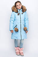 Куртка зимняя для девочек, фото 1