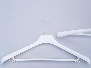 Плічка V-Tp46 білого кольору, довжина 46 см