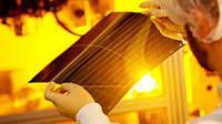 Органические солнечные панели достигли производительности кремниевых модулей