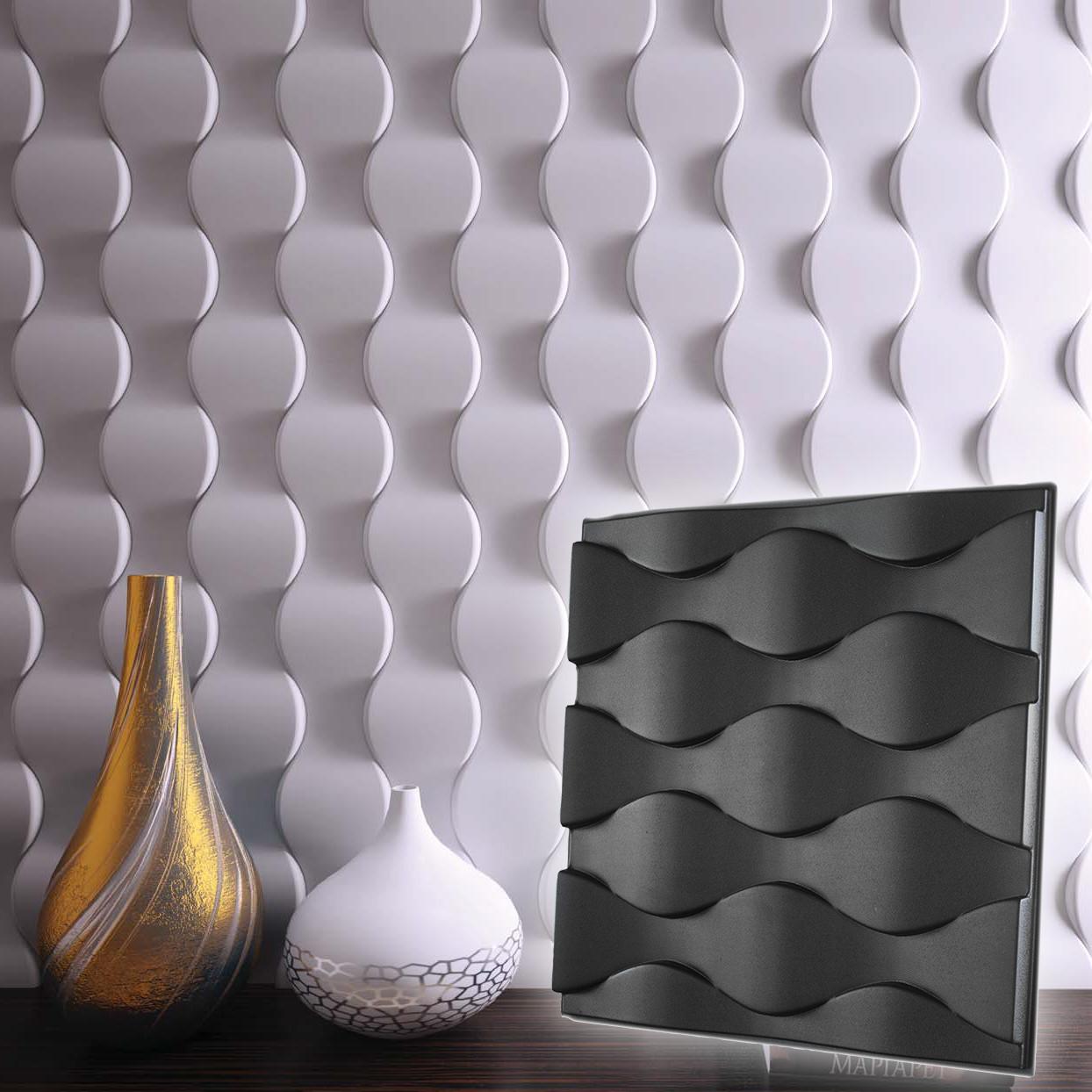 """Форма для 3D панелей """"Иллюзия"""" 500*500 мм"""