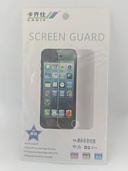 Защитная пленка Huawei Ascend d2-0082