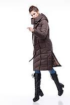 Пальто зимнее стеганое  большие размеры 48-60, фото 2