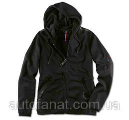 Оригинальная женская толстовка BMW M Sweatjacket, Ladies, Black (80142454709)