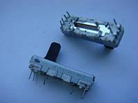 Фейдер ALPS длиной 30мм, a10kx2 для Roland duo capture, фото 1