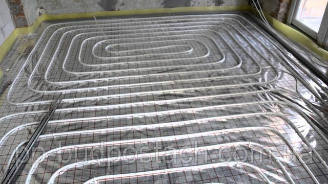 Водяний обігрів підлоги (ВОП): плюси і мінуси