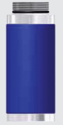 Алюминиевый фильтроэлемент  ODO 042.5 AL (Donaldson 04/2.5)