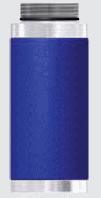 Алюминиевый фильтроэлемент  ODO 042.5 AL (Donaldson 04/2.5), фото 1