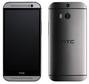 HTC One M8 16GB Gunmetal Gray (1221242)