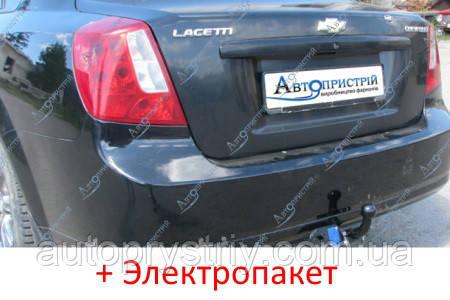 Фаркоп - Chevrolet Lacetti Седан (2005  --)
