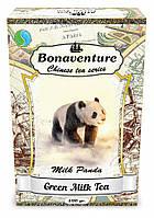 Китайский зеленый чай Bonaventure Молочная панда 100 г.