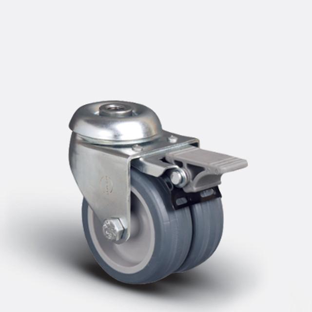 Сдвоенные аппаратные колеса