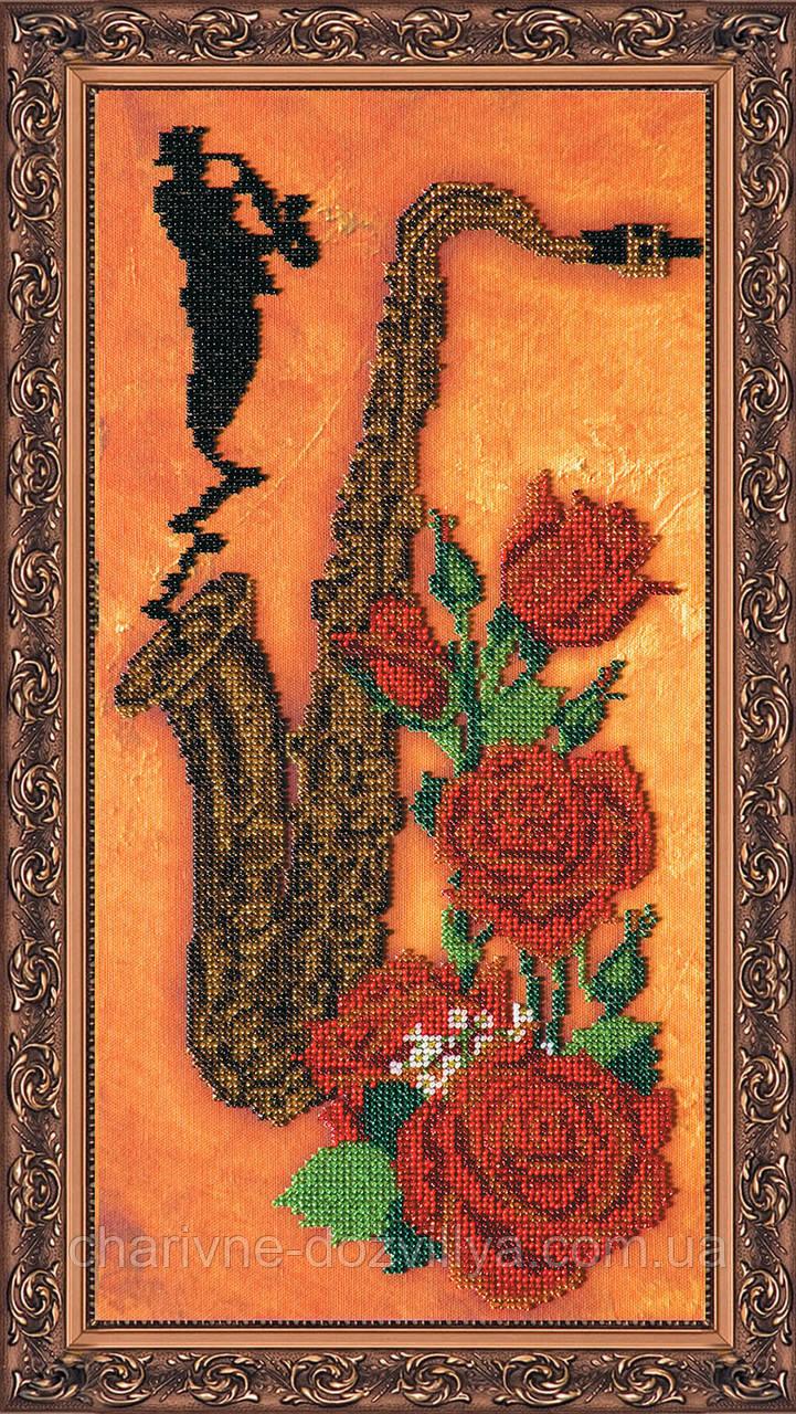 Набор для вышивания  для вышивки бисером Элегантэ