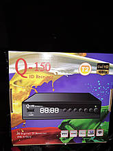 Q-SAT Q-150 DVB-T2 Dolby Digital AC3