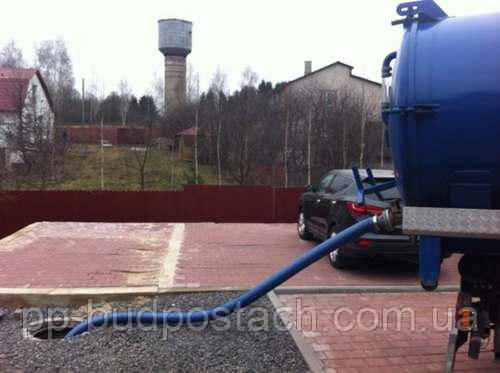 Як побудувати септик каналізація по-сільському
