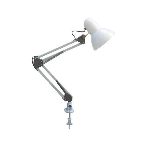 Настільна телескопічна LED-лампа на струбцині Horoz HL 074 RANA