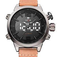 Мужские часы Weide 6101 Brown, фото 1