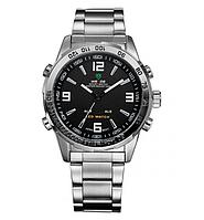 Мужские часы Weide 1506 Silver