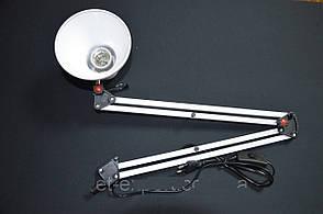 Настільна телескопічна LED-лампа на струбцині Horoz HL 074 RANA, фото 2