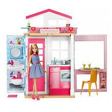 Будиночок з лялькою Barbie Mattel DVV48