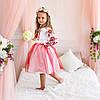 Дитяча сукня вишиванка для дівчинки Птиці, фото 4