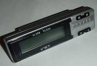 Автомобильные часы с будильником, календарем, секундомером, таймером. , фото 1