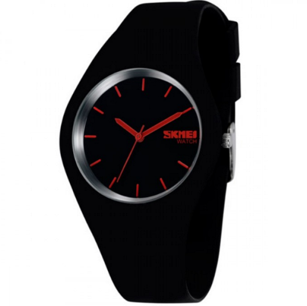 Женские часы Skmei 13866 Black
