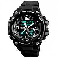 Мужские часы Skmei 1340 Black, фото 1