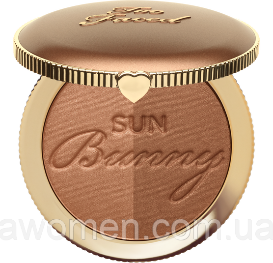 Бронзер матовый Too Faced SUN BUNNY BRONZER