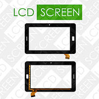Тачскрин (touch screen, сенсорный экран) для планшета Тачскрин (touch screen, сенсорный экран) для планшетов Sanei N75 3G; Ampe A75 3G, TOPSUN_C0105