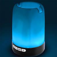 Портативная колонка с Bluetooth та ночник-подставка