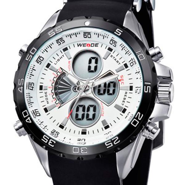 Мужские часы Weide 1222 Черные