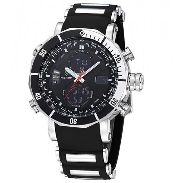 Мужские часы Weide 1239 Black