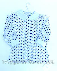 Блузка школьнаядля дівчинки ( рост128)