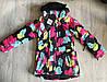 Зимняя горнолыжная куртка для девочки  Just play  Польша 104,110,116,122, фото 2
