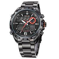 Мужские часы Weide 1247 Black, фото 1