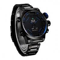 Мужские часы Weide 12101 Dark blue, фото 1