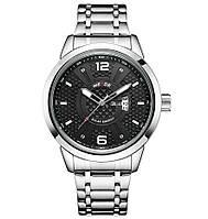 Мужские часы Weide 4598 Серебристые