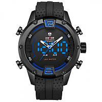 Мужские часы Weide 7201 Черные