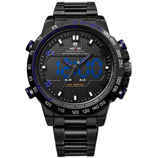 Мужские часы Weide 6102 Черные