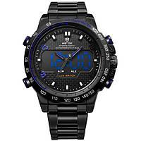 Мужские часы Weide 6102 Черные, фото 1