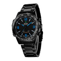 Мужские часы Weide 1505 Black, фото 1