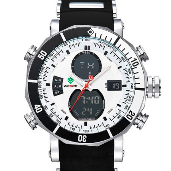 Мужские часы Weide 1236 White