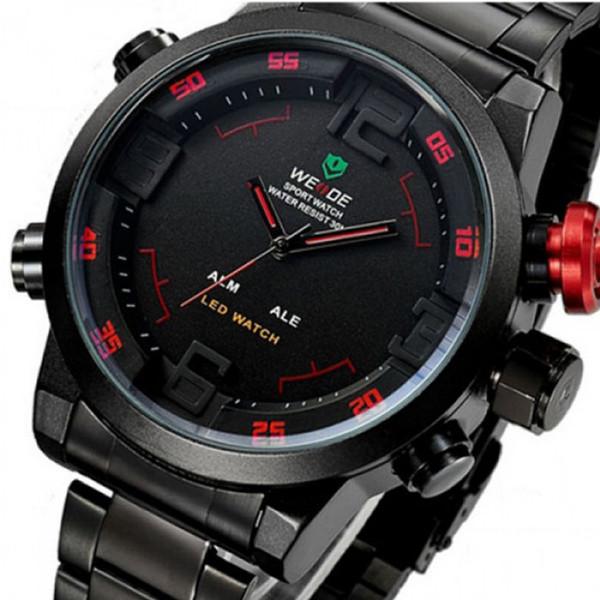 Мужские часы Weide 1209 Red