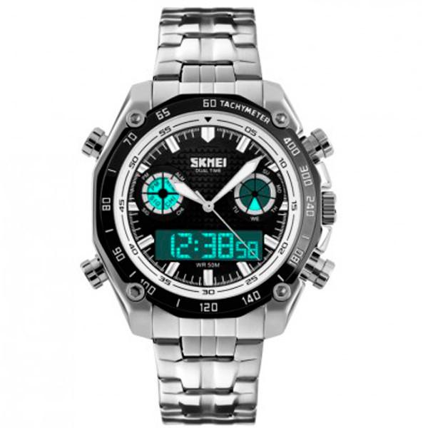 5e01d248 Мужские Часы Skmei Direct 1204 Серебристые — в Категории