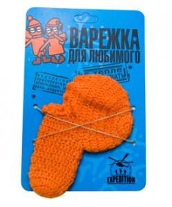 АКЦИЯ Варежка для любимого - Интернет-магазин подарков Podarkus в Харькове