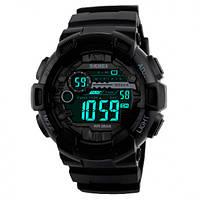 Мужские часы Skmei 1235 Черные
