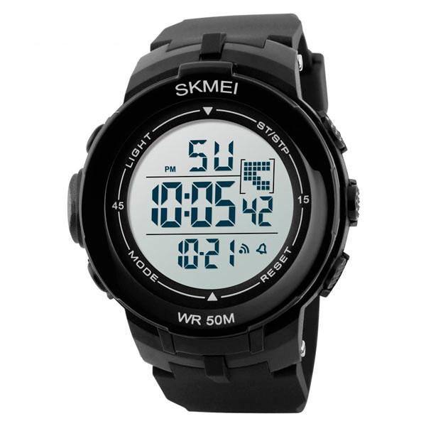 Мужские часы Skmei 1266 Black