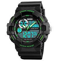 Мужские часы Skmei 1261 Black
