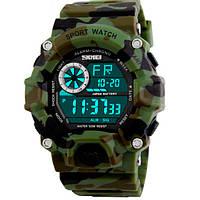 Мужские часы Skmei 1248 Green