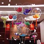 Перья для воздушных шаров